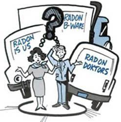 Description: selecting a radon mitigator